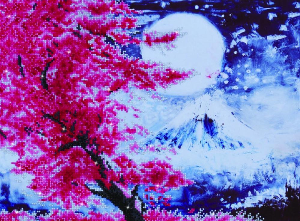 Diamond Dotz - Cherry Blossom Mountain