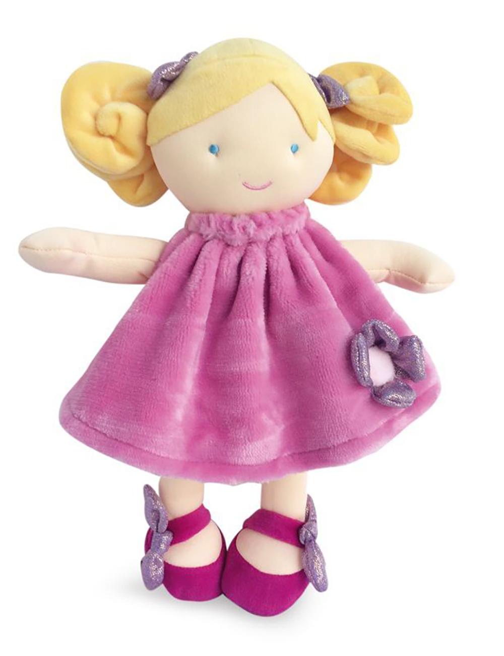 Demoiselles de Doudou - Pretty Rose 28 cm