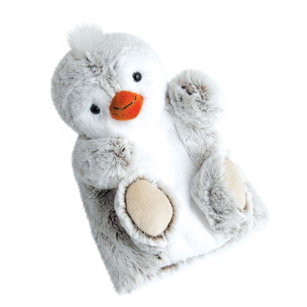 Douce Marionnette - Pingouin 25 cm
