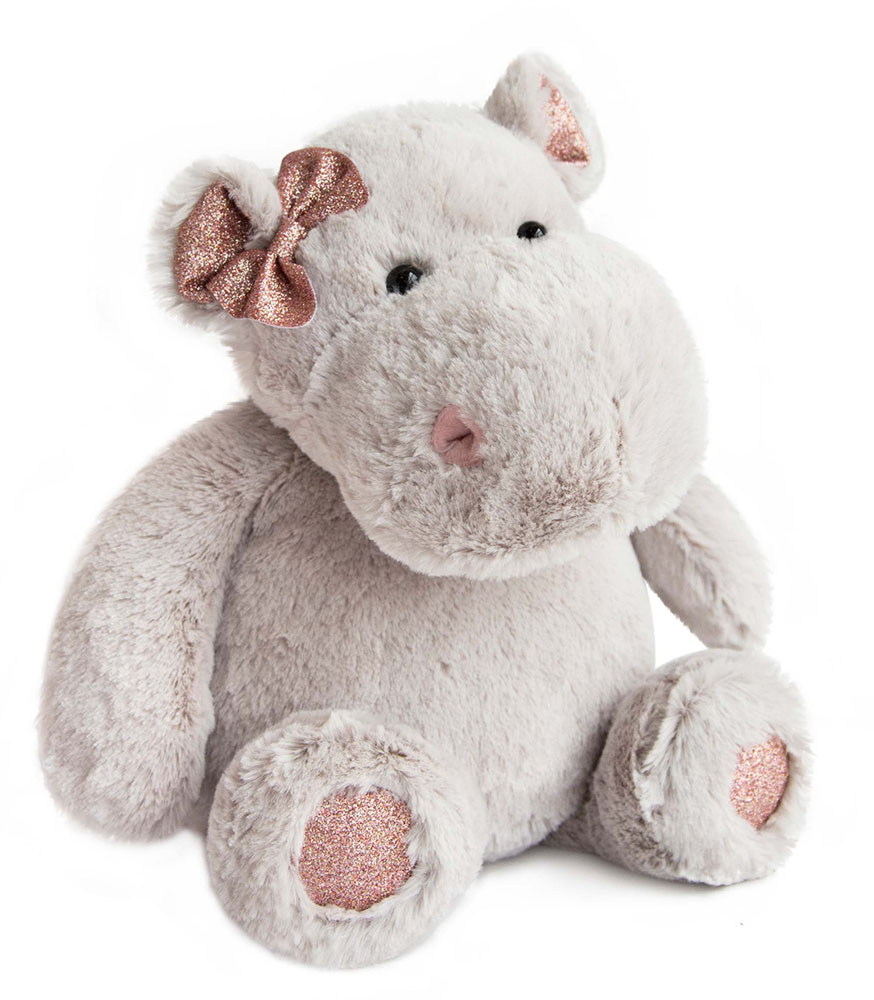 Happy Family Twist - Hippo Girl 38 cm