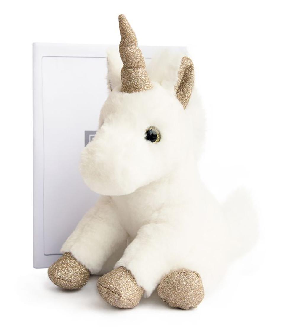 Je rêve! - Licorne Or 23 cm
