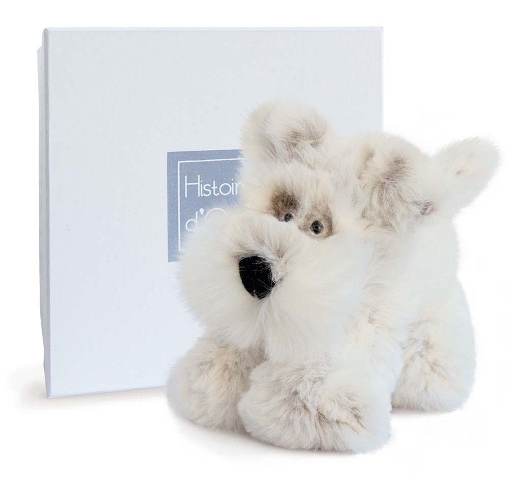 Softy Collection - Chien Scottish 25 cm