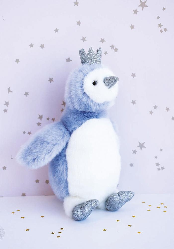 Je rêve! - Pigloo Bleu 30 cm
