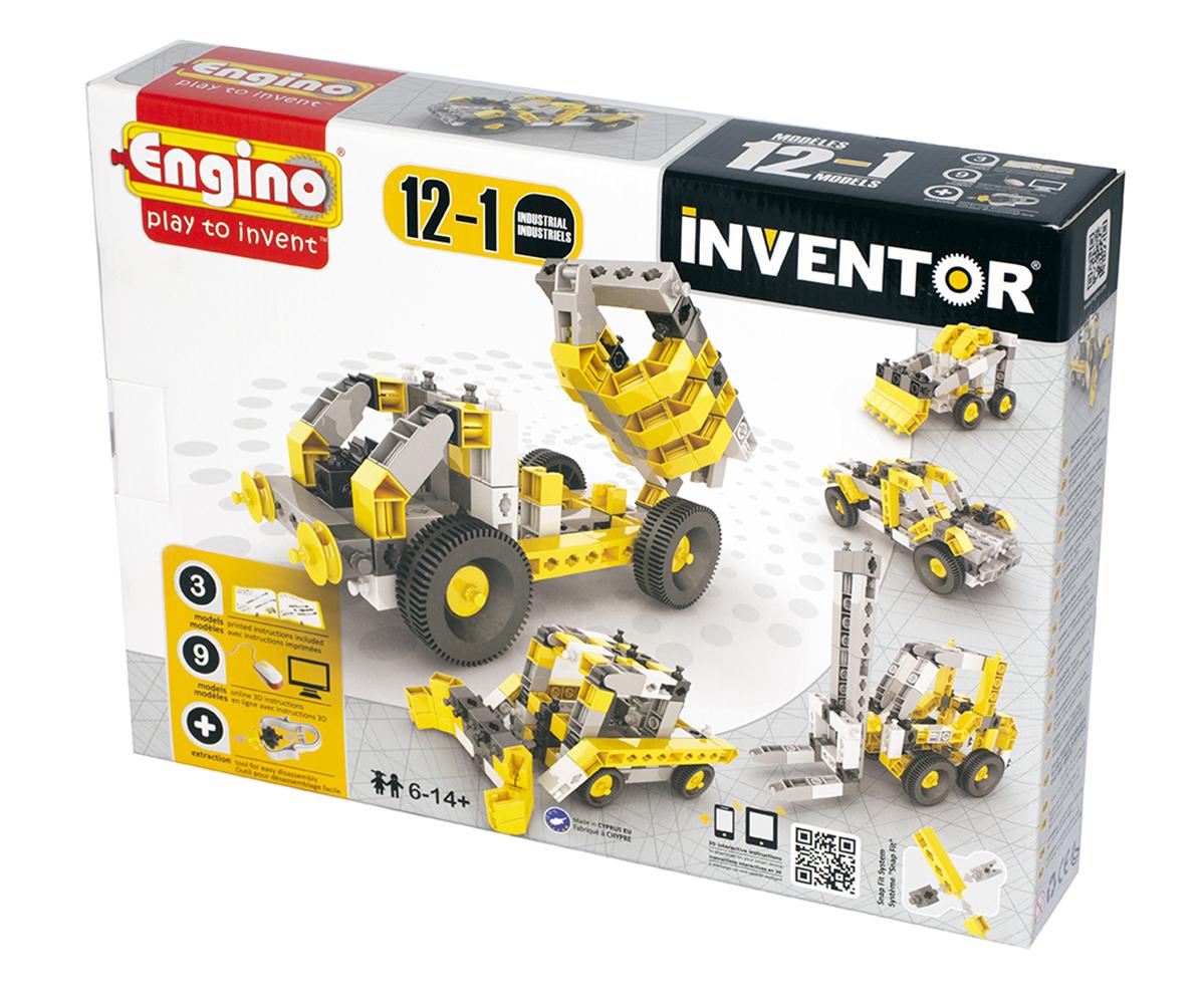 Inventor 12 Modèles Industriels