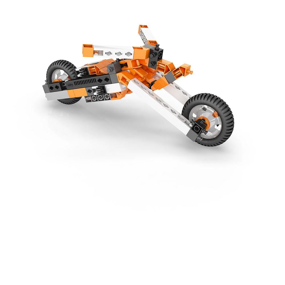 Inventor 50 Modèles Motorisé - Modèles multiples