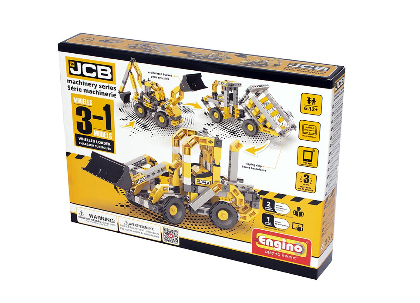 JCB Construction Series Chargeur de tracteur