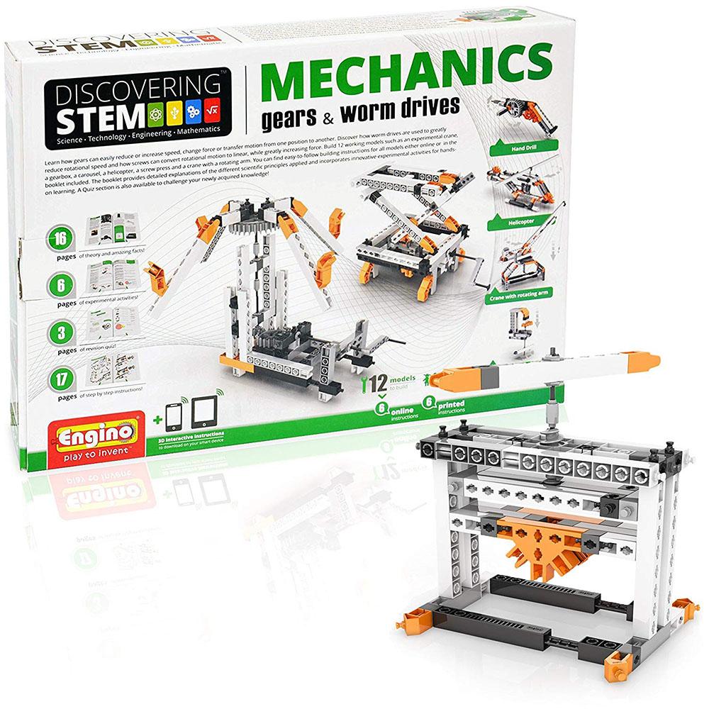 Stem Mechanics Engrenages & Variateurs