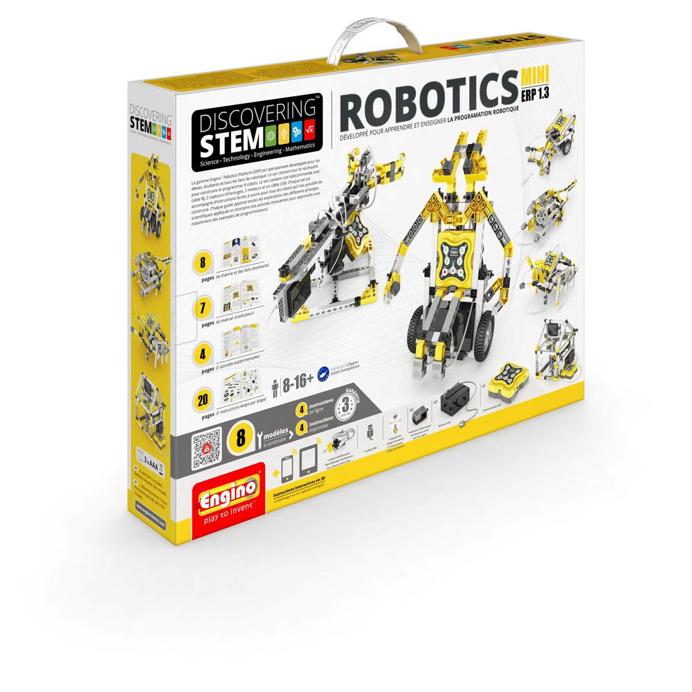 Stem Robotique Erp mini 1.3
