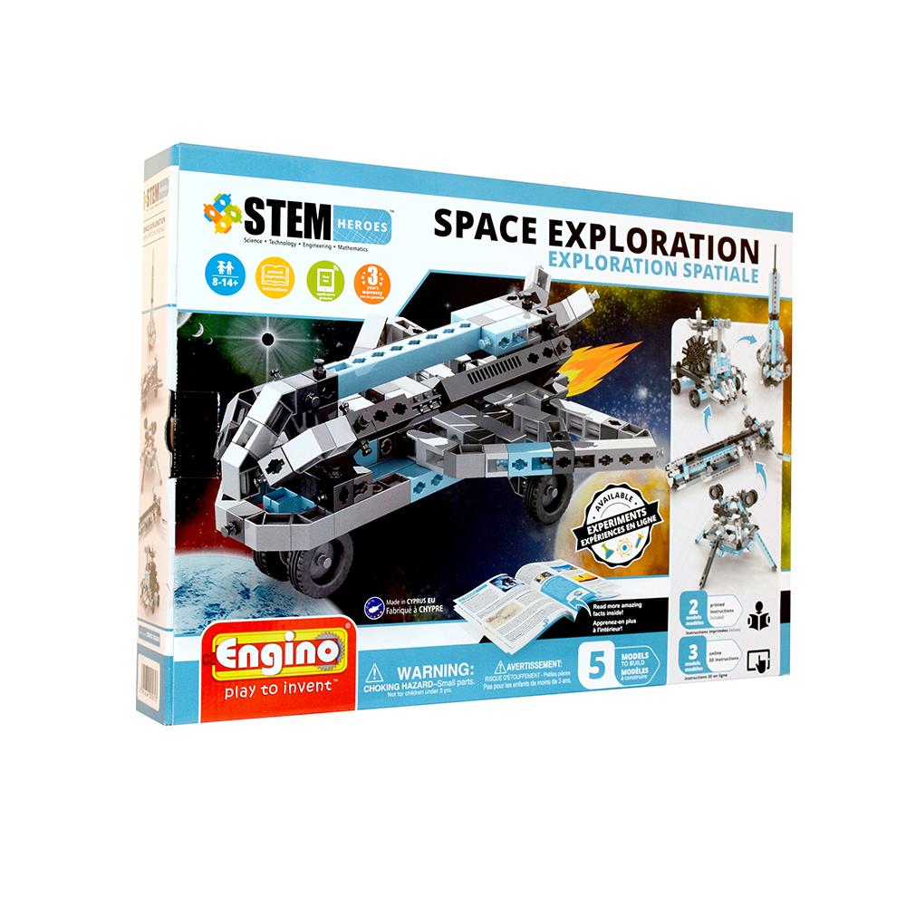 Stem Heroes - Exploration de l'espace