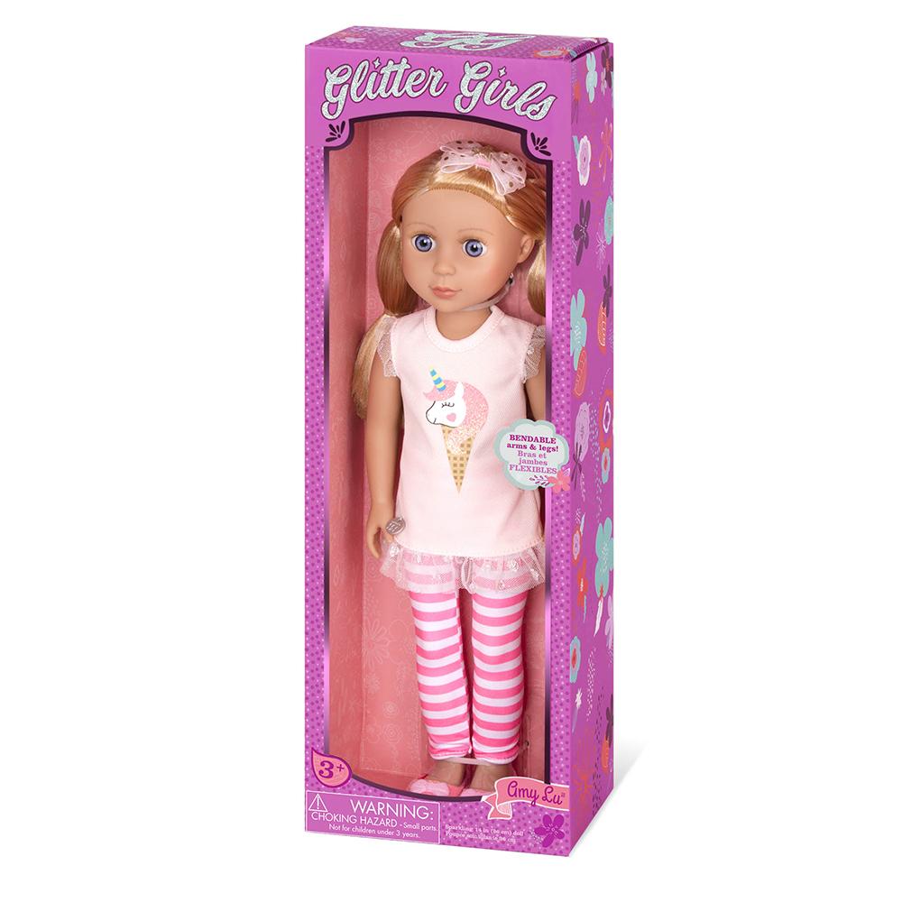 Glitter Girls Poupée Lacy 36 cm