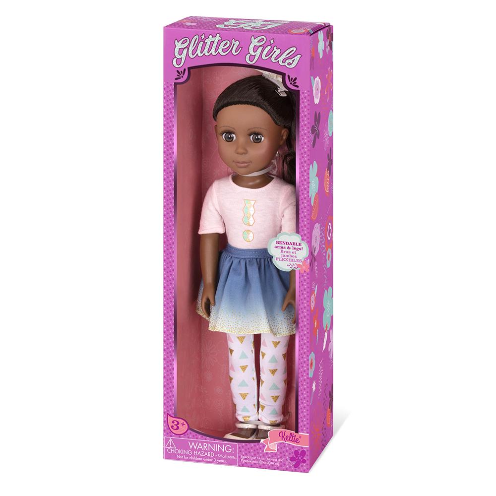 Glitter Girls Poupée Keltie 36 cm
