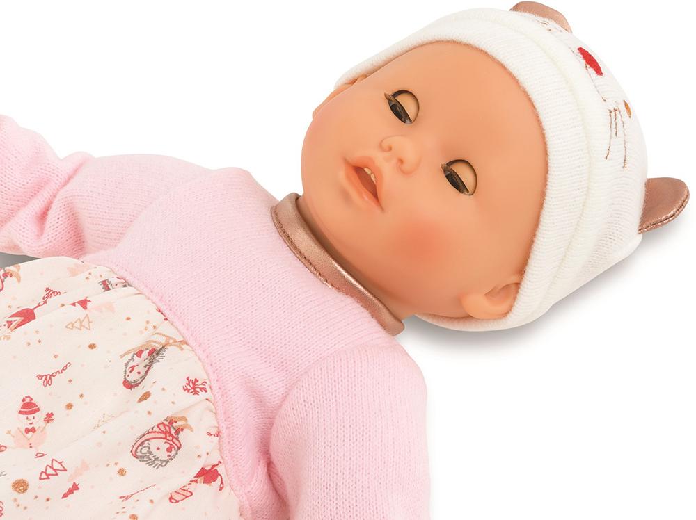 Bébé calin Margot Hiver enchanté 30 cm