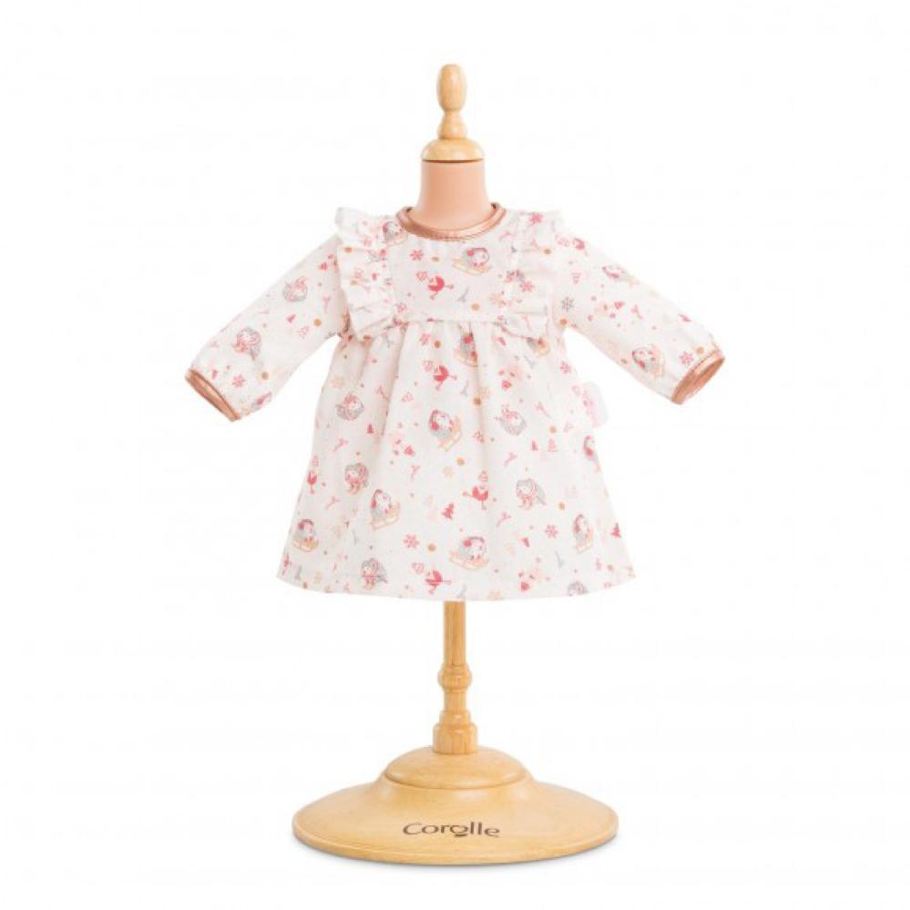 Accessoire Petit Poupon - Robe Hiver enchanté 30 cm