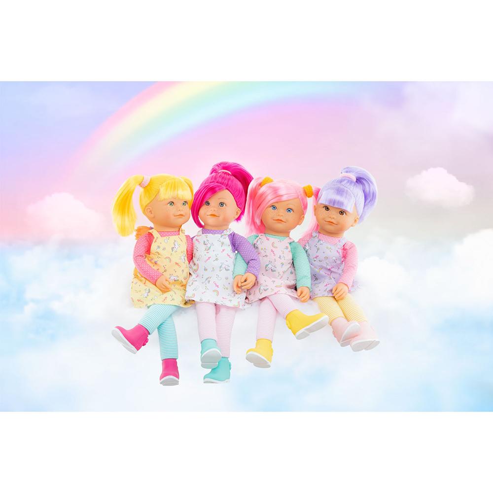 Rainbow Doll 40 cm - Praline