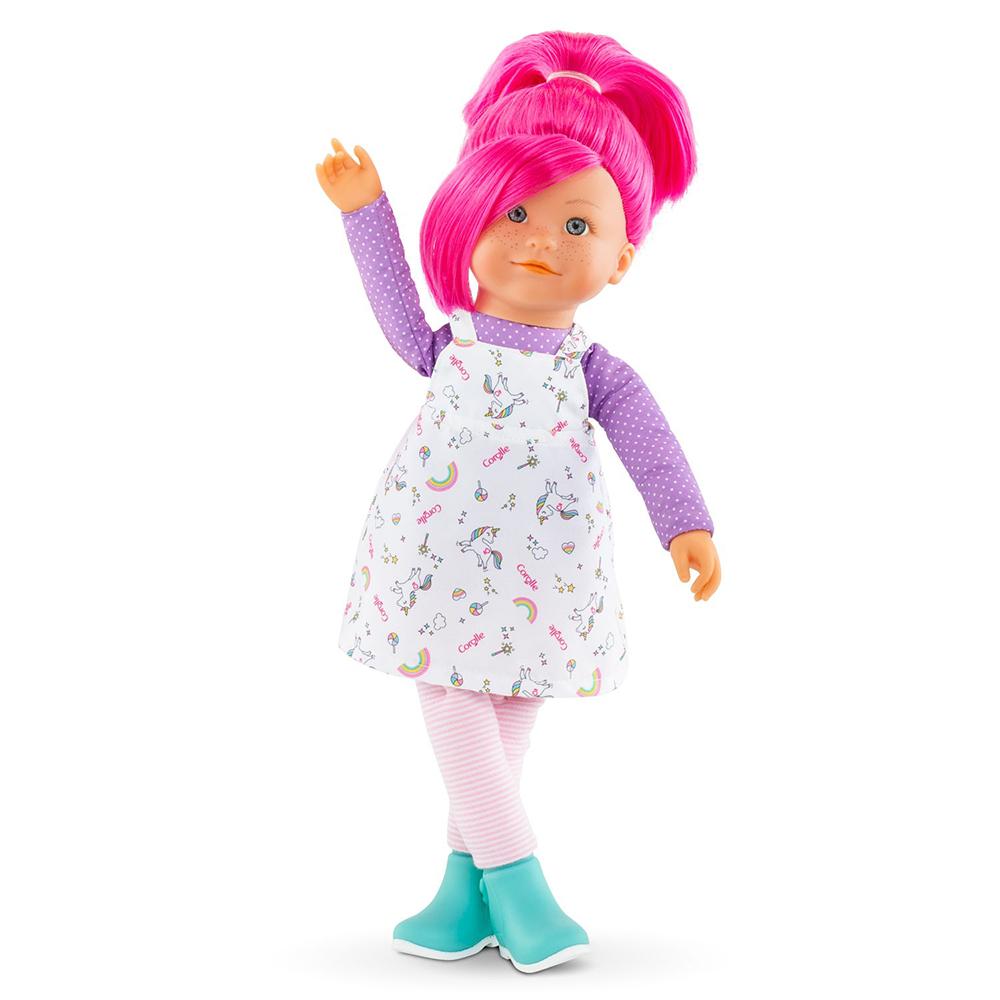 Rainbow Doll 40 cm - Néphelie