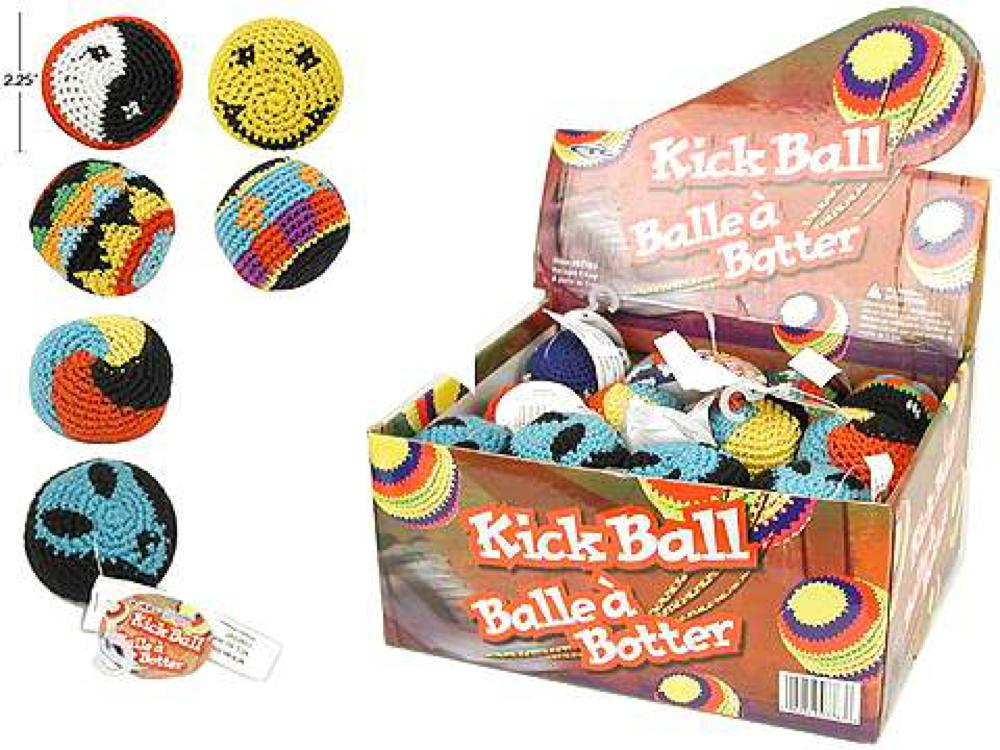 Balle aki assorties 2,25 pouces assorties
