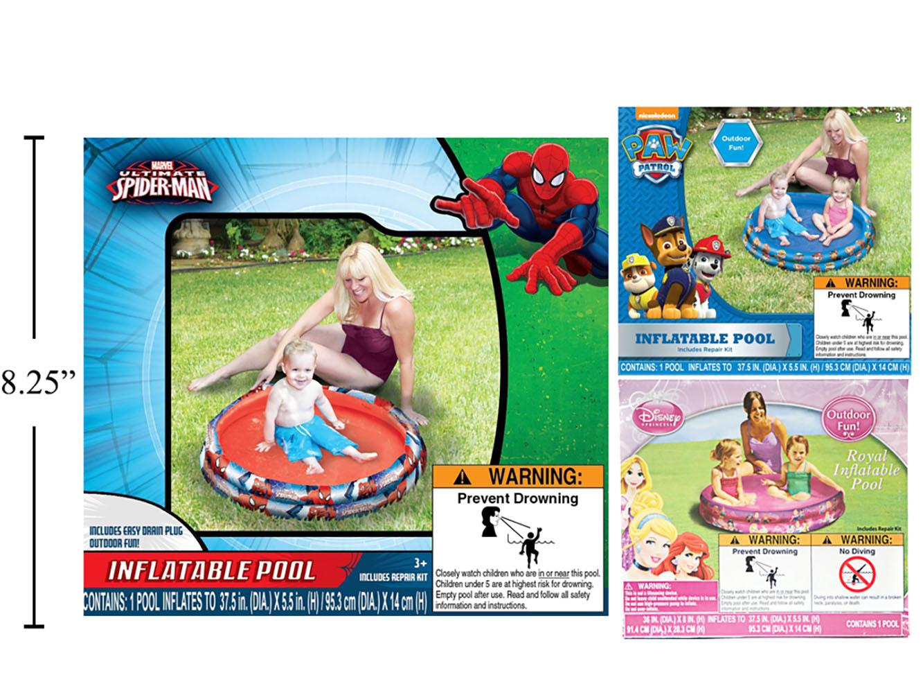 Piscine gonflable assorties club jouet achat de jeux et for Piscine playmobil jouet club