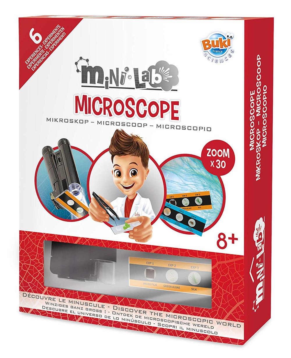 Buki - Mini Lab Microscope