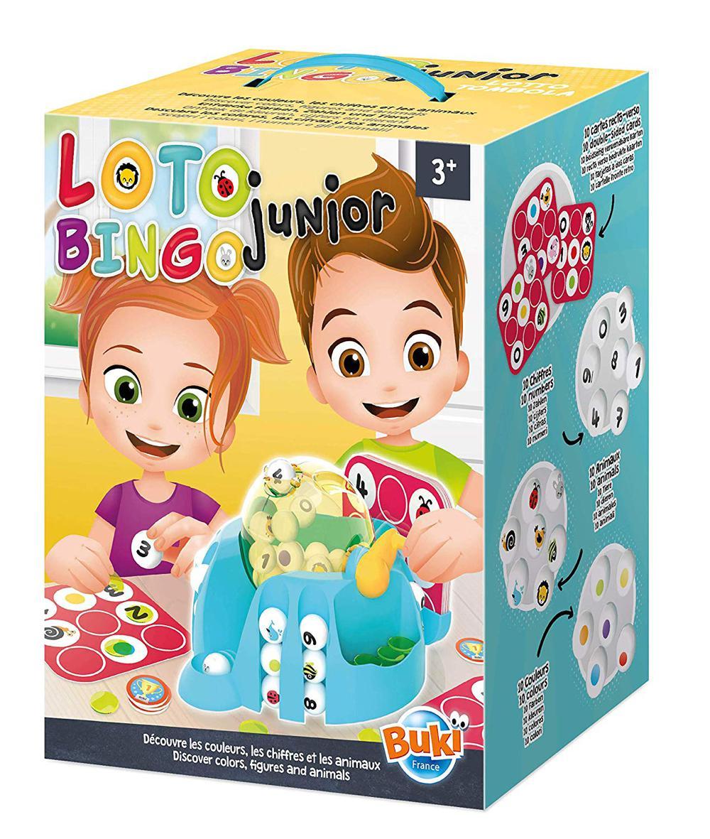 Buki - Loto Bingo Junior