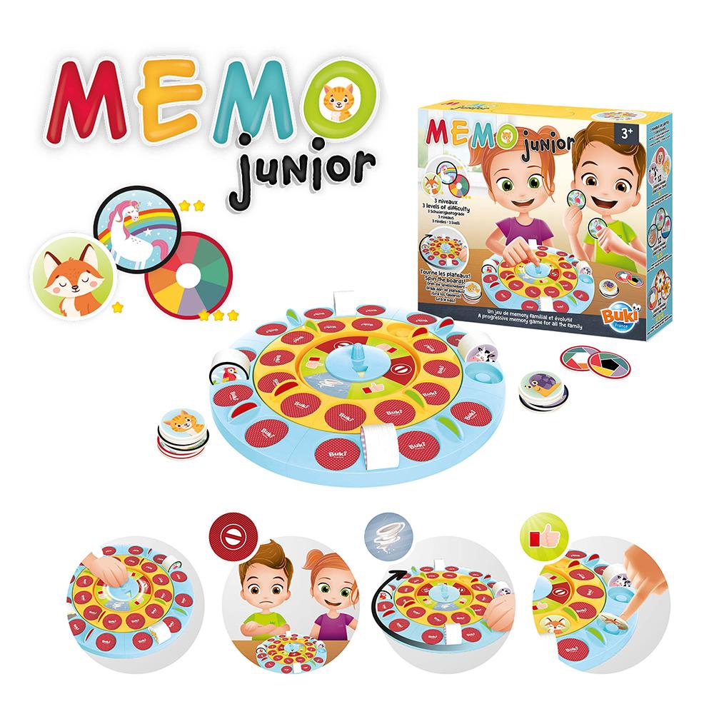 Buki France - Memo Junior
