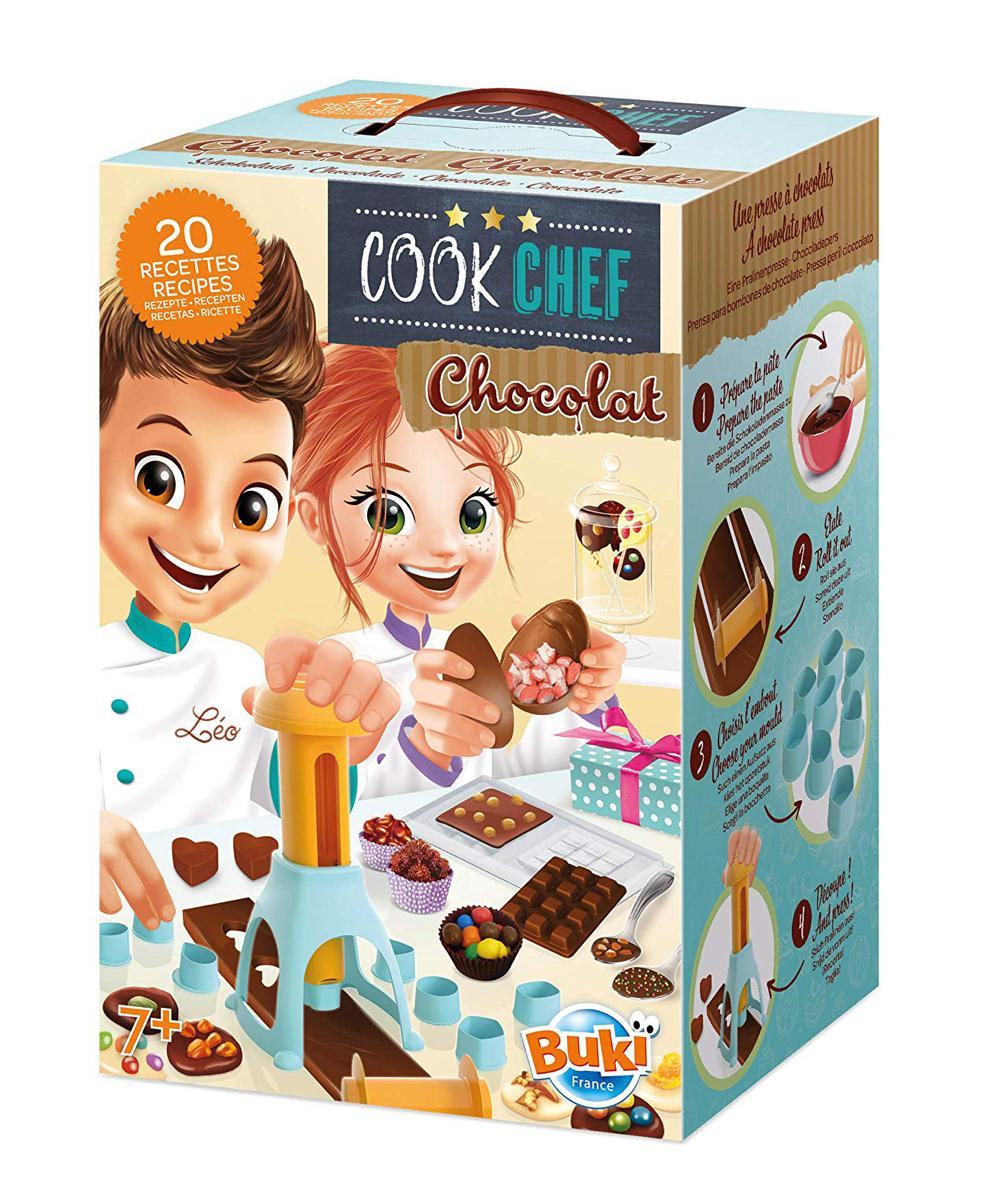 Buki - Cook chef - Chocolaterie