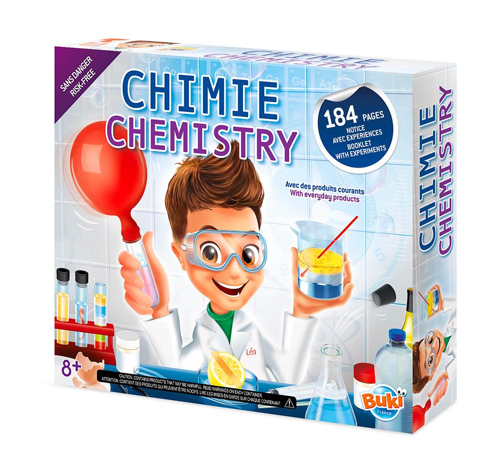 Buki - Labo Chimie 150 expériences