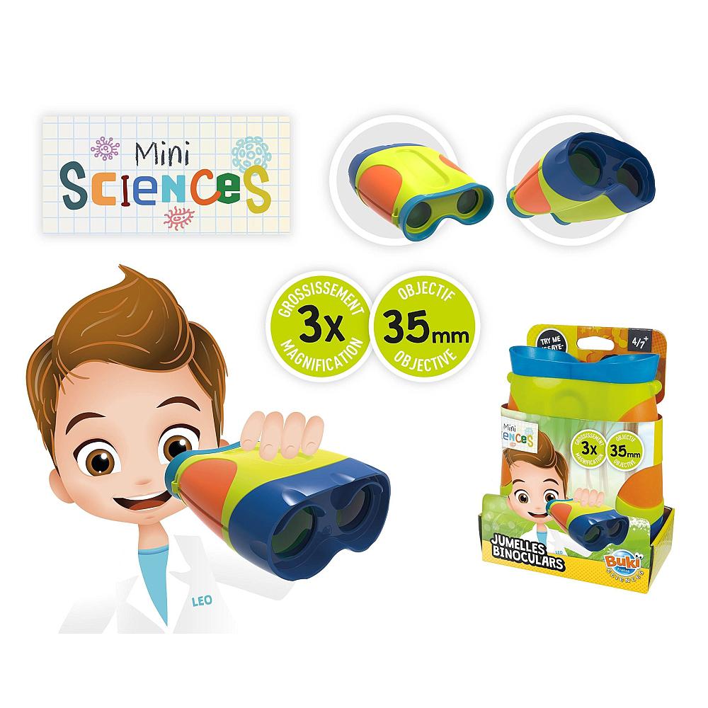 Buki - Mini Jumelles de science