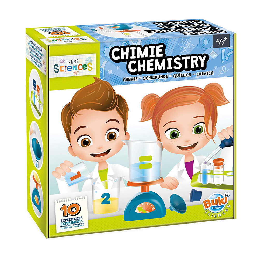 Buki - Mini sciences Chimie