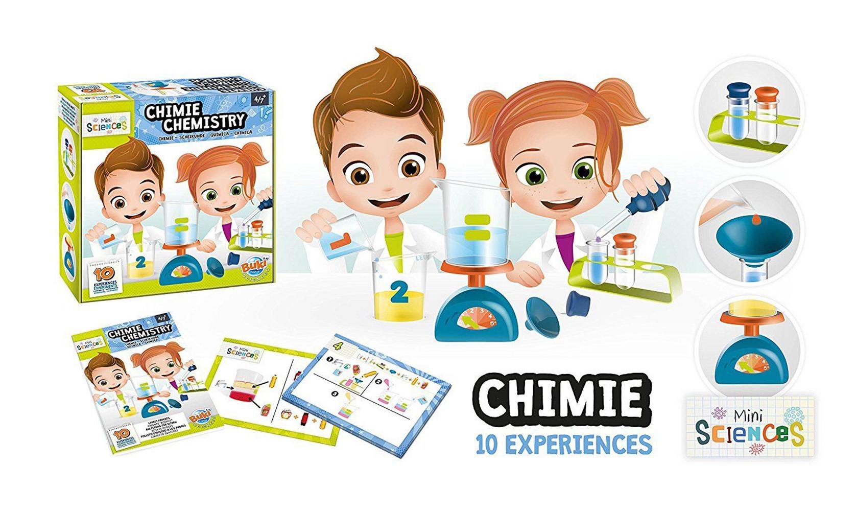 Buki - Mini sciences Chimie
