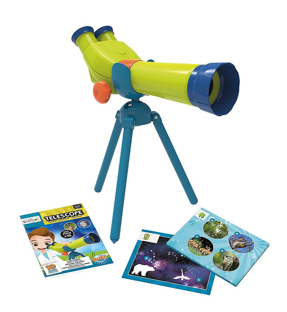 Buki - Mini sciences Télescope