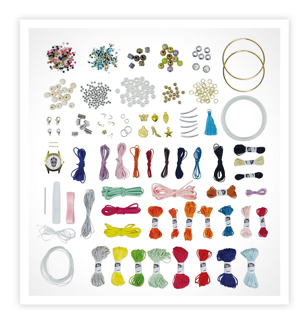 Buki Be Teens- Mega Bracelets