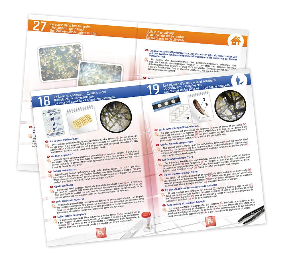 Buki France - Microscope 30 expériences