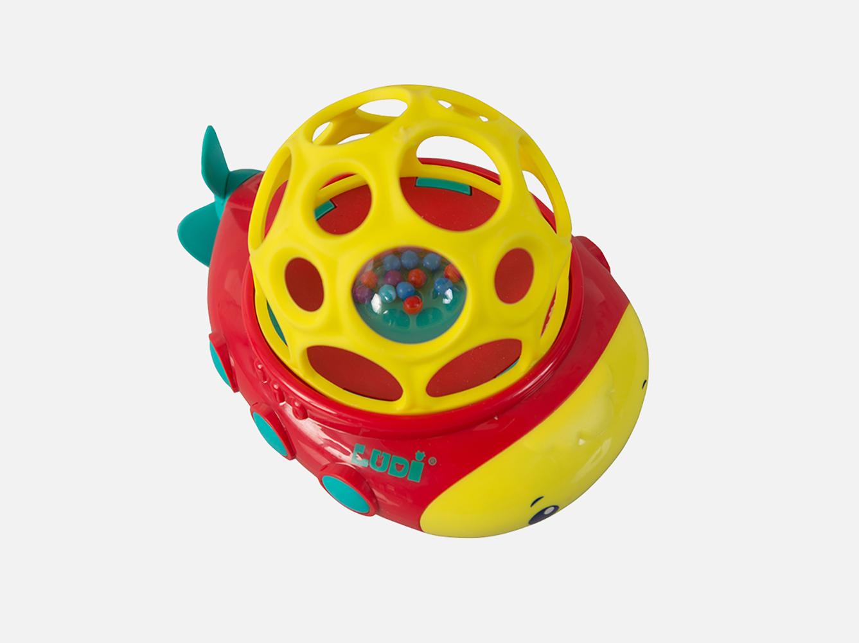 LUDI-Poisson Balle