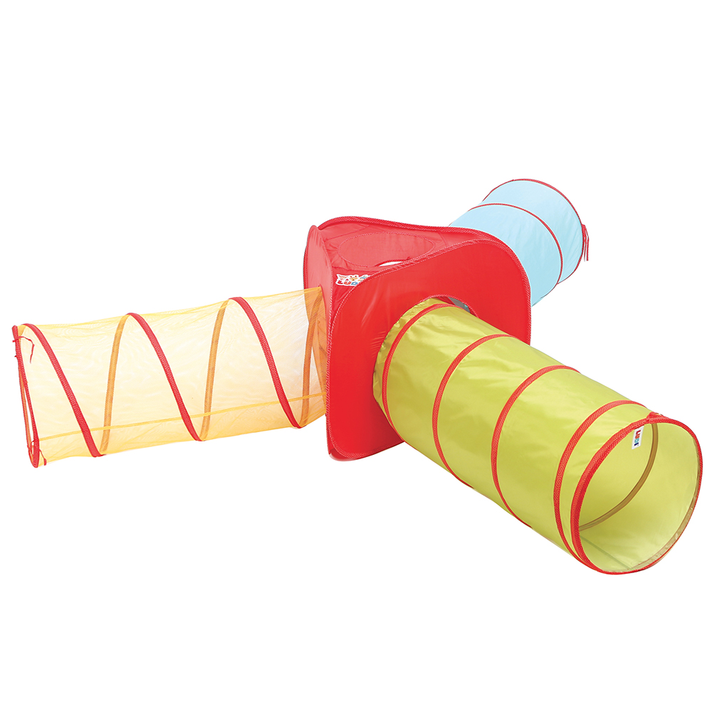 LUDI - Multitunnel Pop-up