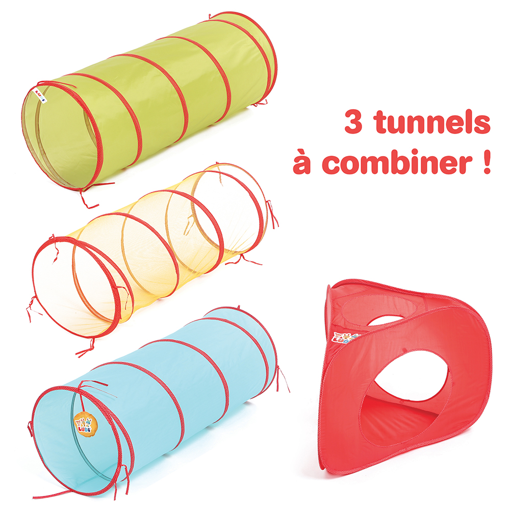 LUDI - Multitunnel Pop-up