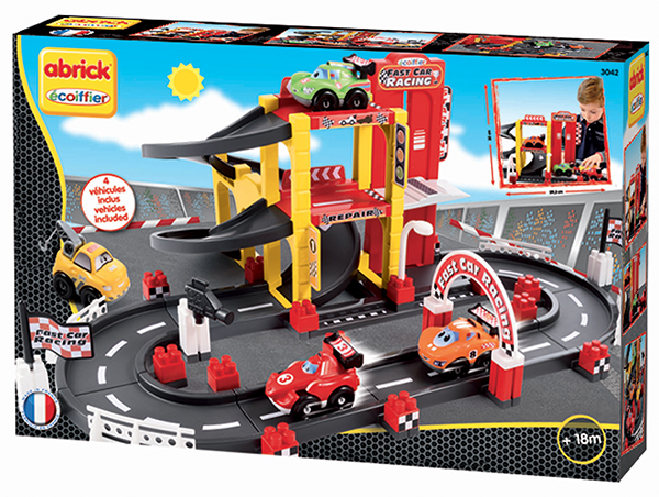 Abrick-Garage Circuit F1