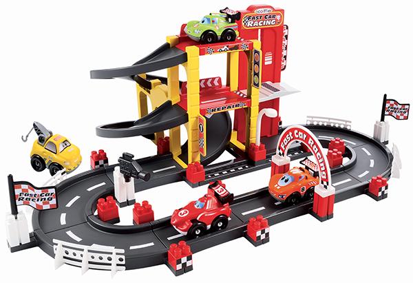 Abrick Garage Circuit F1