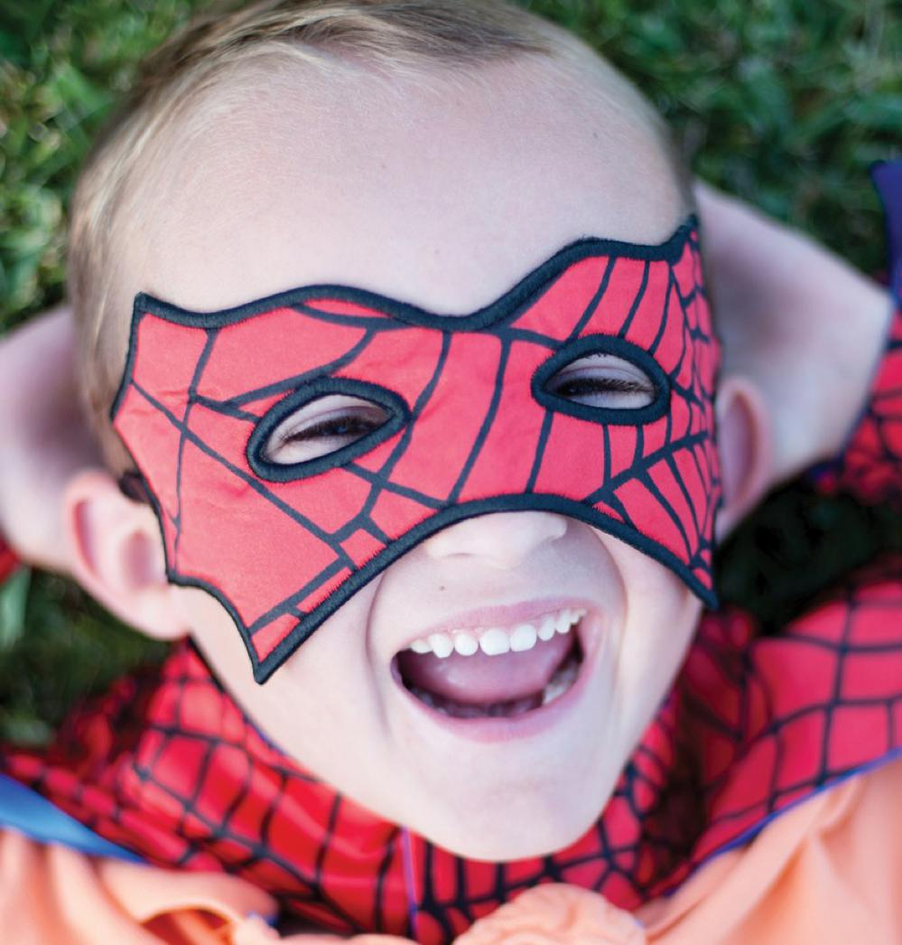 Cape - Ensemble de Spiderman