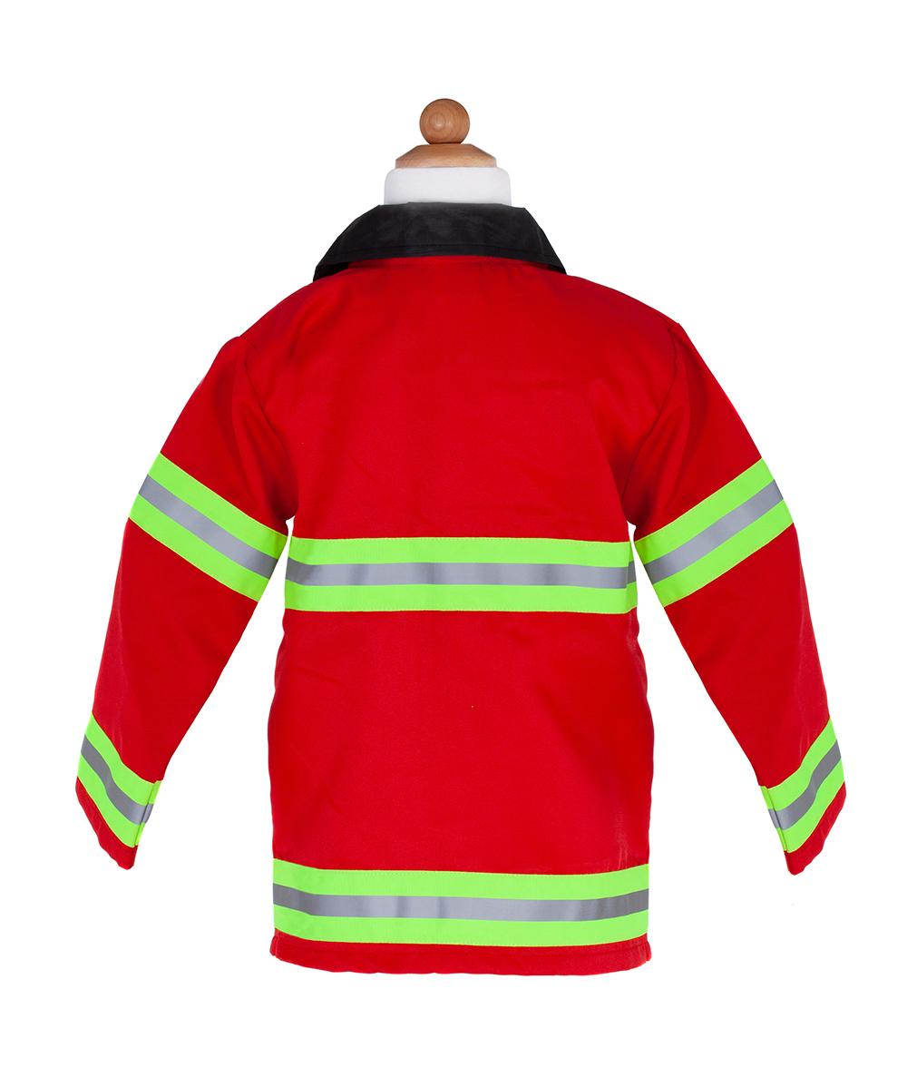 Costume de pompier 5-6 ans