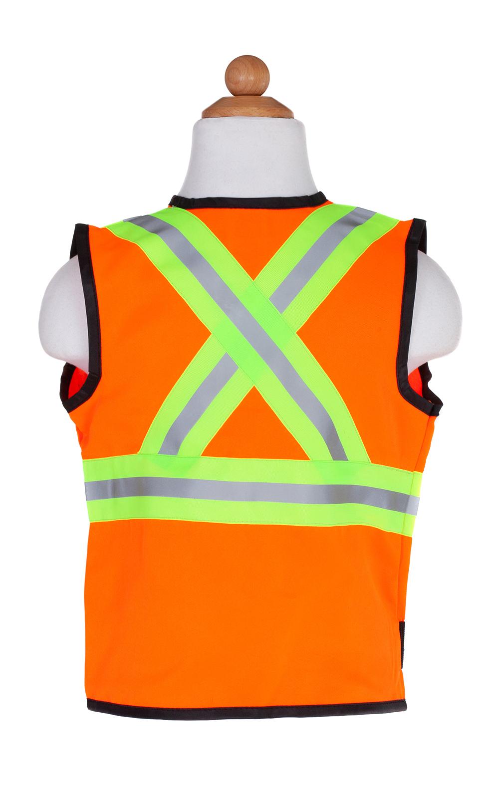 Costume d'ouvrier de construction 5-6 ans