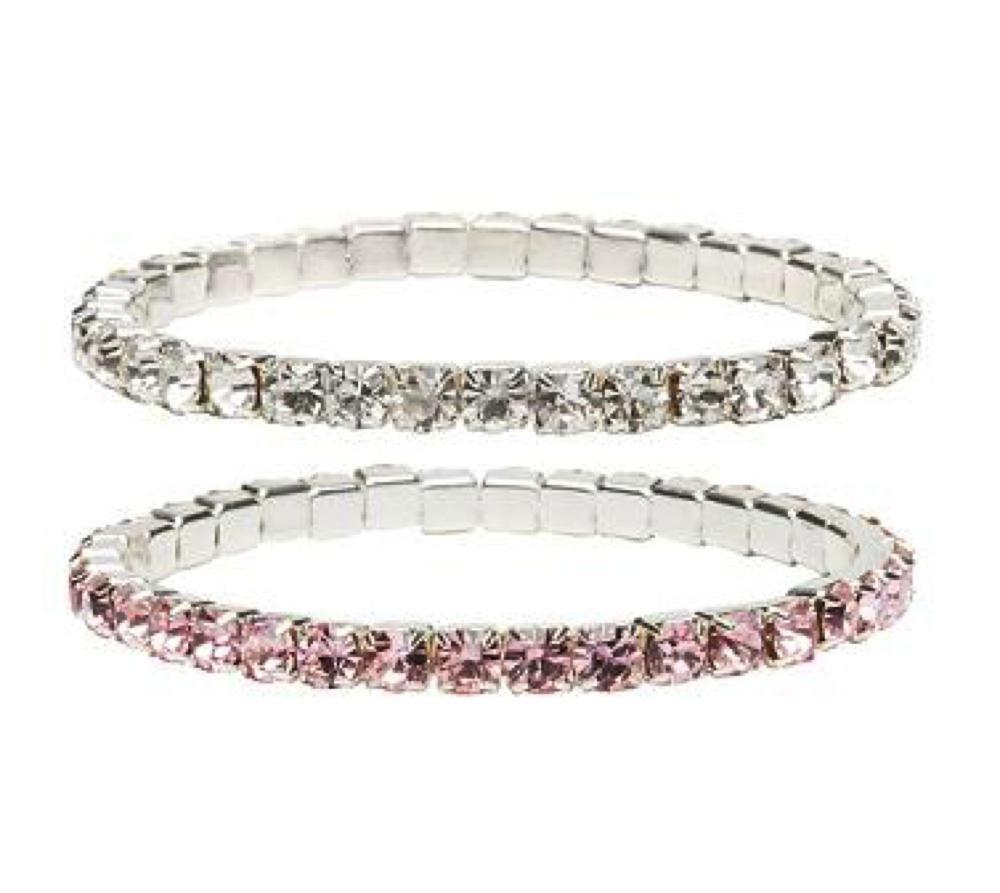 Bracelet - Ensemble de diamants