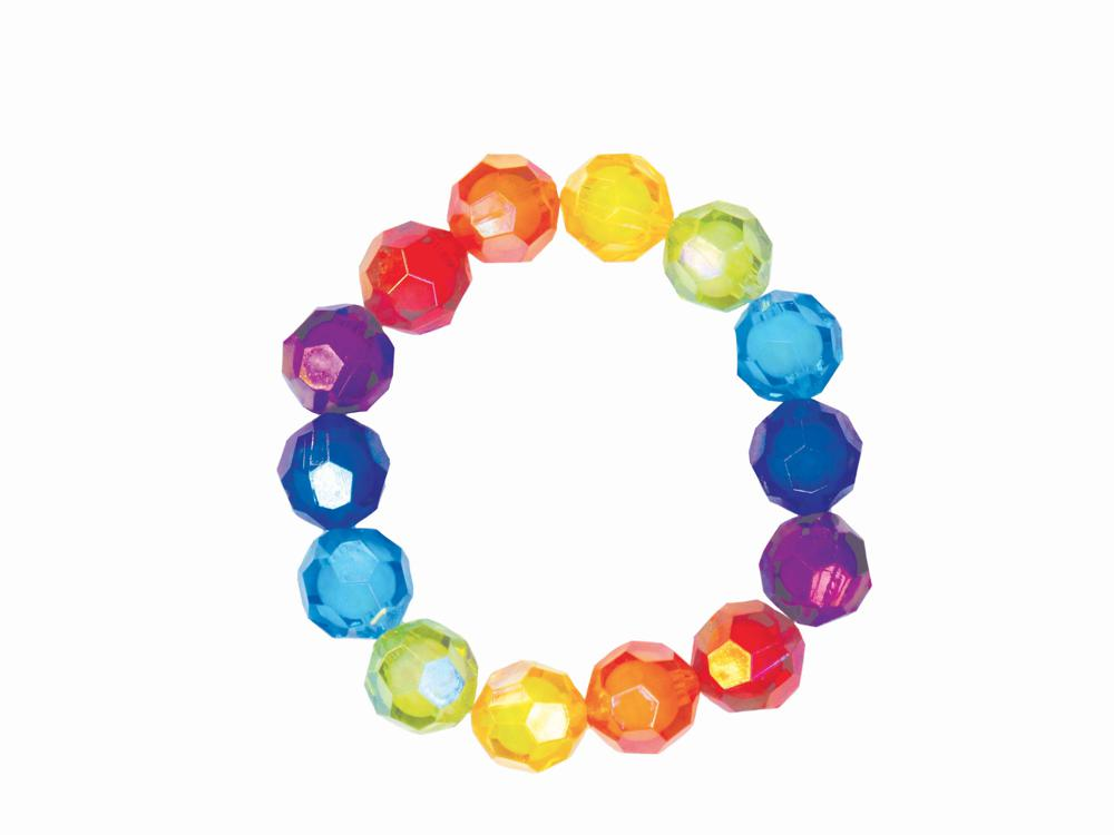Bracelet - Balles bulles multicolore