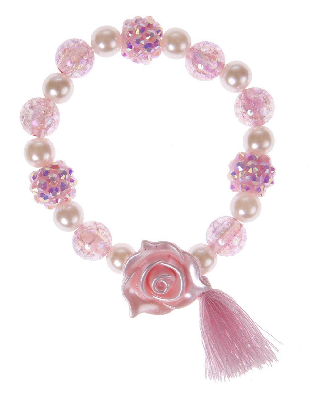 Bracelet - Fête en rose