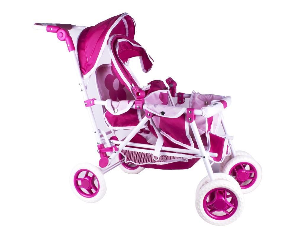 bambolina poussette double club jouet achat de jeux et jouets prix club. Black Bedroom Furniture Sets. Home Design Ideas
