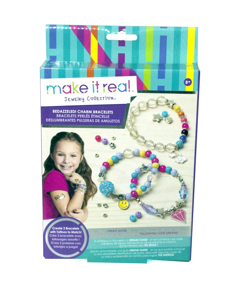 Make it real - Bracelets Perlés Étincelles