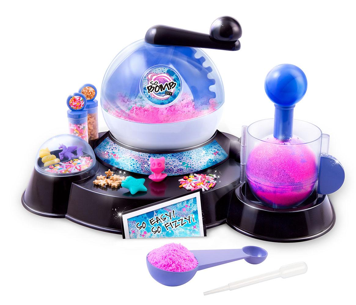 So Bomb DIY Manufacture de boules de bain...