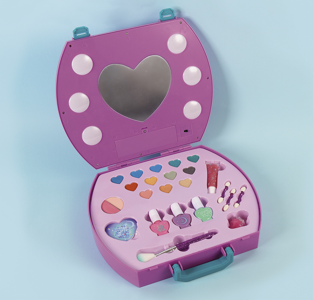 Make it real Trousse de maquillage lumineuse