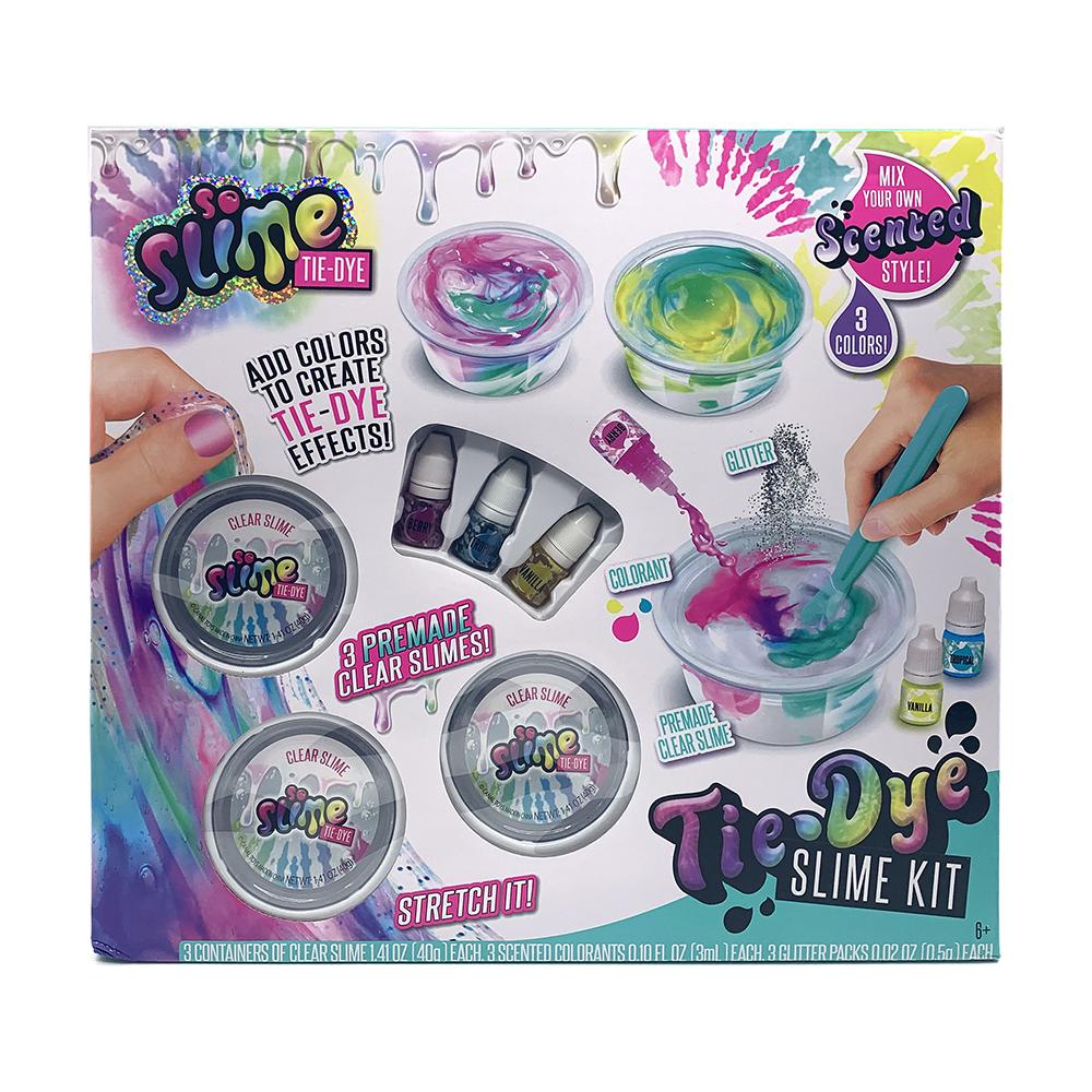 So Slime Tie Dye - Station de mixage de glu