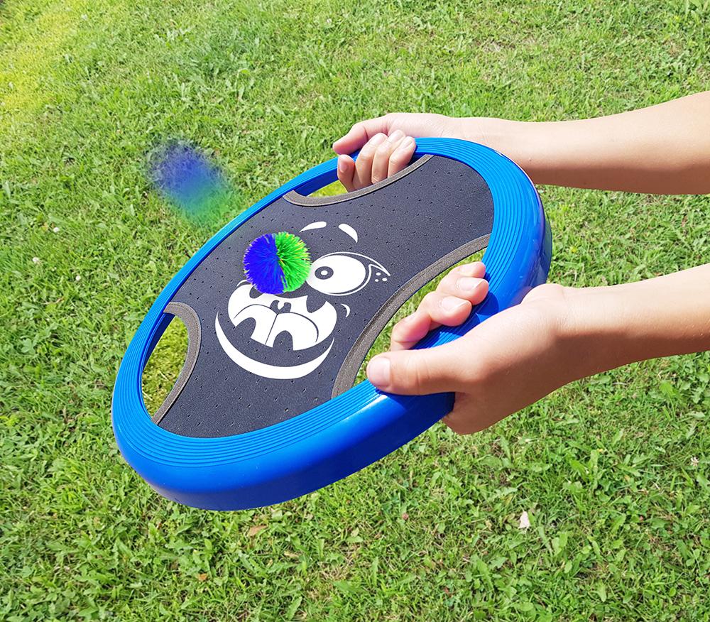 Go! Zone - Ensemble de raquettes trampoline