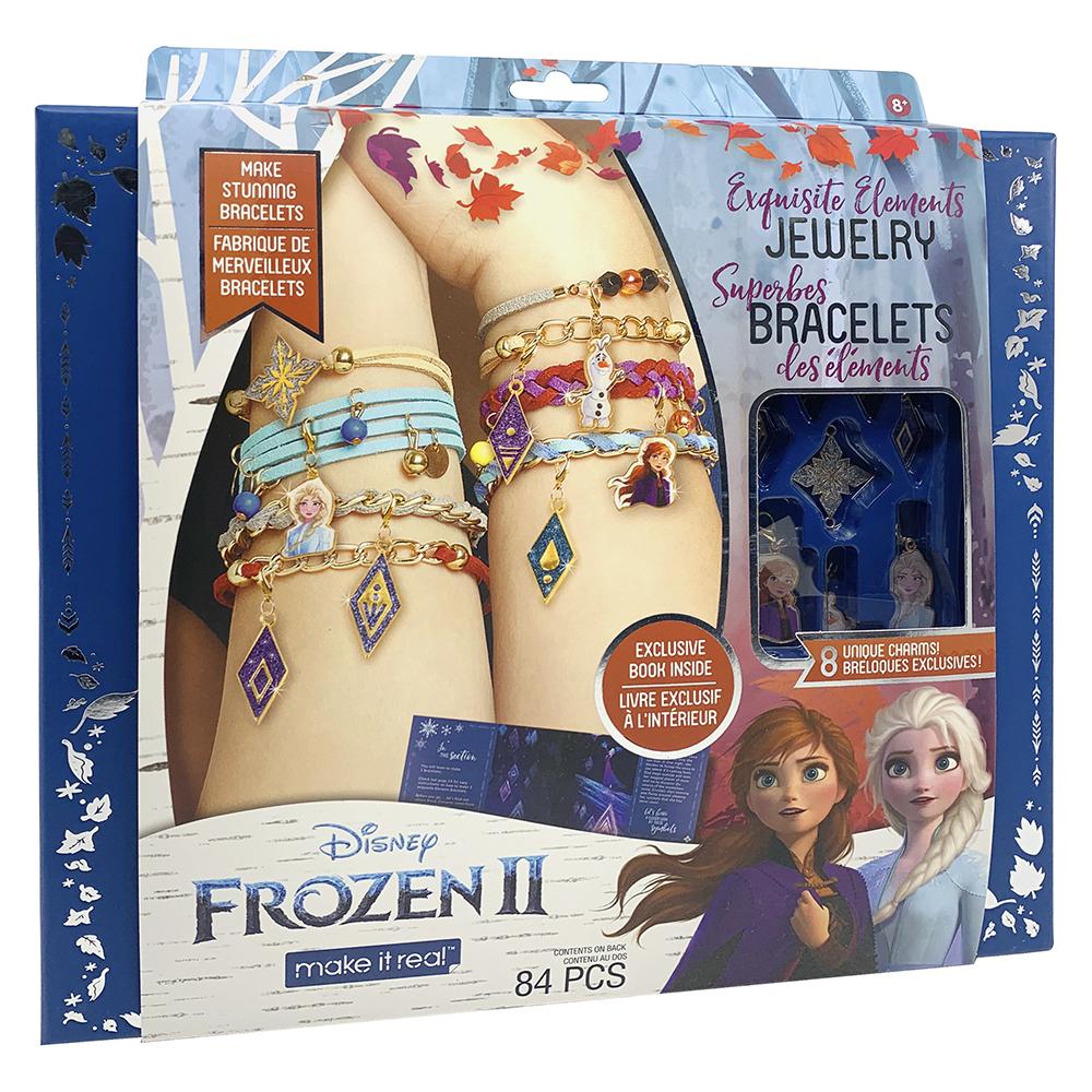 La Reine des neiges 2 - Superbes bracelets des éléments